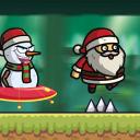Santa Vs Snowman Adventure