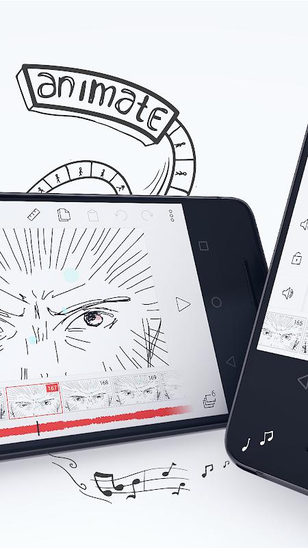 FlipaClip - Cartoon animation screenshot 2