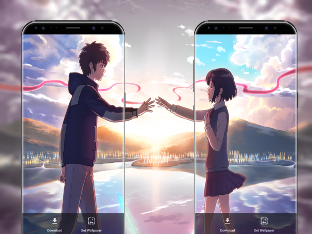 Papel De Parede Anime X 3 25 Baixar Apk Para Android Aptoide