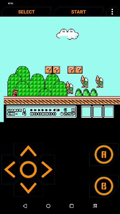 Full NES screenshot 1