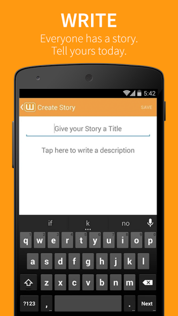 free books amp stories   wattpad download apk for android