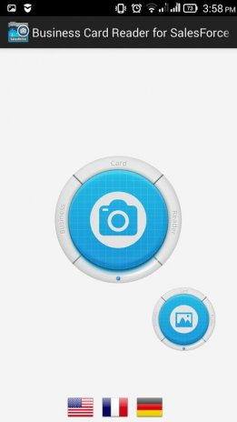 Businesscard reader salesforce 11120 baixar apk para android aptoide businesscard reader salesforce captura de tela 5 reheart Gallery