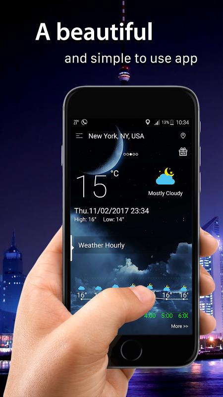 clima screenshot 2