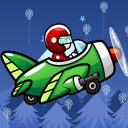 Airplane Winter Adventure