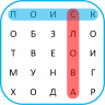 Word Search Russian Icon
