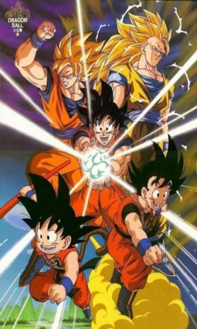Dragon Ball Z Anime Wallpaper HR 1.0
