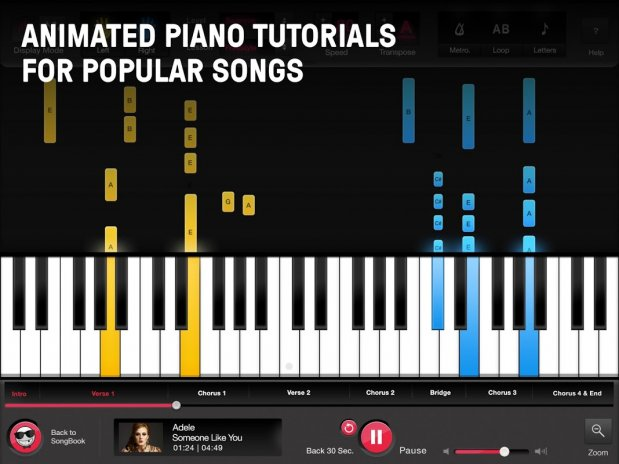 Virtual Online Piano Lessons 167 Download Apk For Android Aptoide