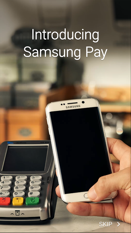 Samsung Pay screenshot 1