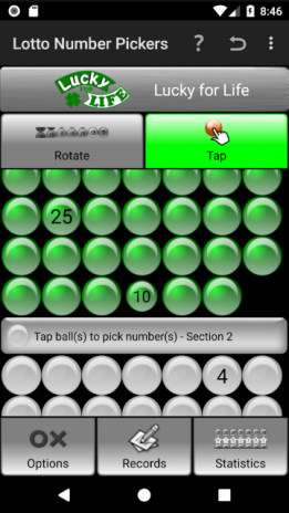 Lotto Number Generator USA 1 3 3 Download APK for Android - Aptoide
