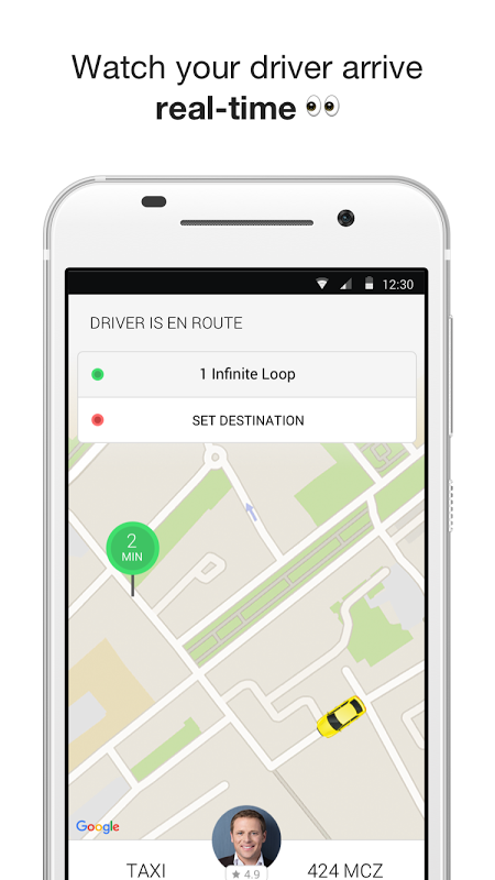 TAXIFY DRIVER TÉLÉCHARGER
