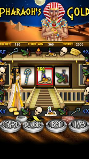 Pharaons Gold Screenshot