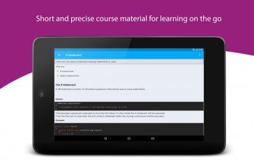 programming hub learn to code screenshot 3