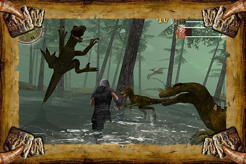 Dinosaur Assassin screenshot 8