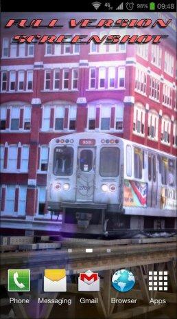 Chicago 3d Free Live Wallpaper Screenshot 5