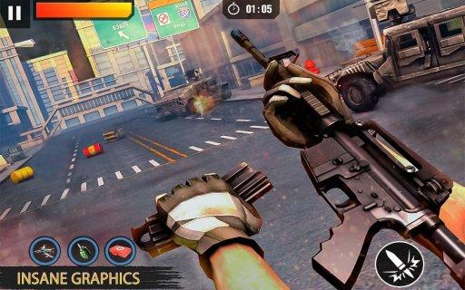 Ultimate Sniper Assassin Kill Shooter screenshot 1