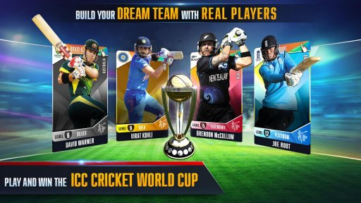 ICC Pro Cricket 2015 screenshot 4