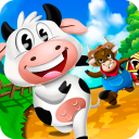 Farm Escape Runner 🐮