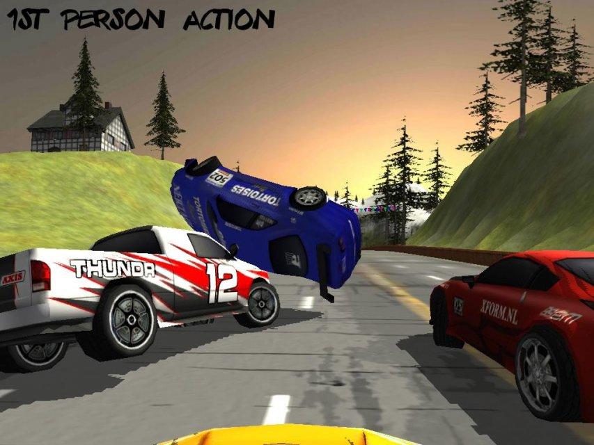 rally racing videos