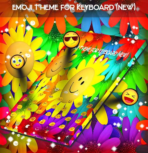 Vá teclado Emoji Tema screenshot 2