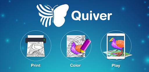 quiver  3d coloring app 340 android  aptoide için apk indir