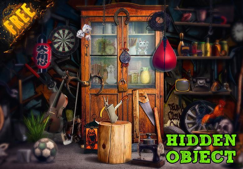 Hidden object PRO screenshot 1