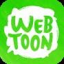 line webtoon free comics icon