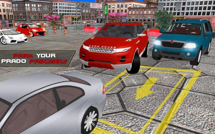 jeux de voiture dans un magasin en 3d