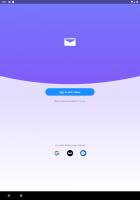 Yahoo Mail – Stay Organised Screen