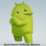 Quick Check for Known Malware Icon
