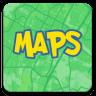 Maps for Pokemon Go Icon