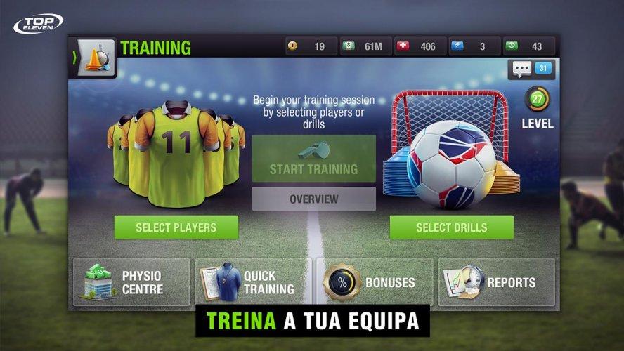 Top Eleven 2020 - Sê Um Treinador de Futebol screenshot 2