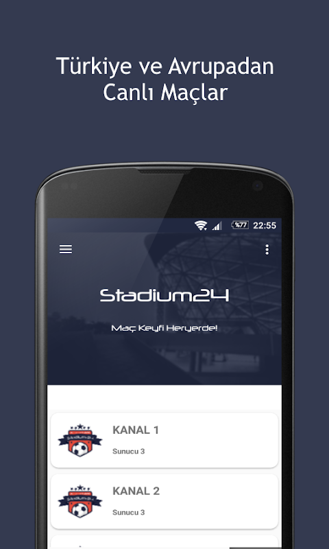 Stadium24 screenshot 1