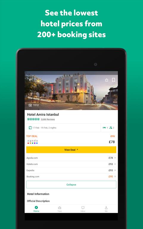 TripAdvisor Hotels Restaurants screenshot 22