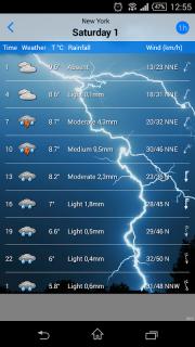 ilMeteo screenshot 2