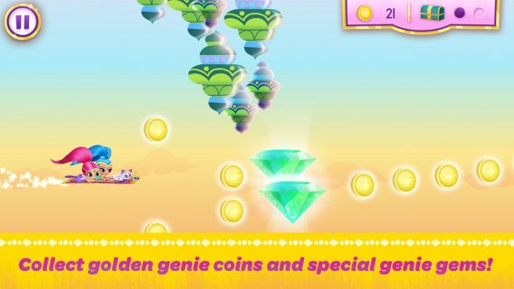 Shimmer and Shine: Carpet Ride 1 0 9 Download APK for