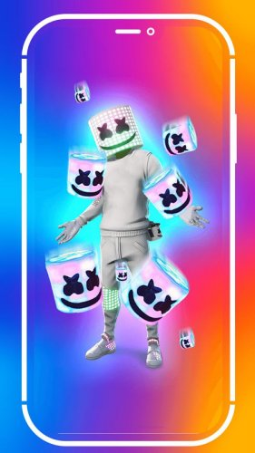 Marshmello Live Wallpapers 1 4 Download Android Apk Aptoide