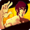 Bruce Lee Enter The Game Icon