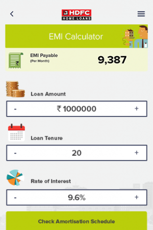 hdfc home loan calculators 1 4 download apk for android aptoide