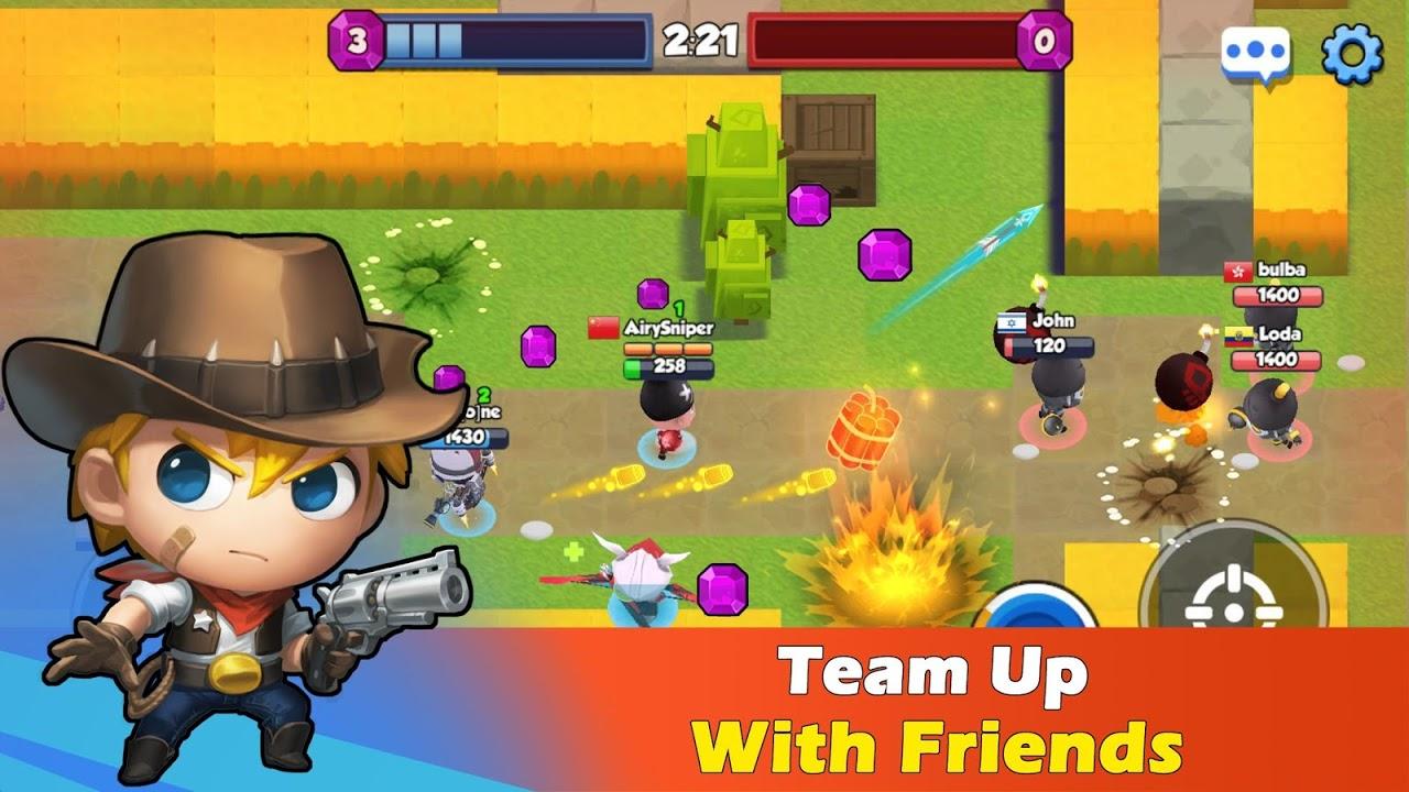 Wild Clash: Arena screenshot 1