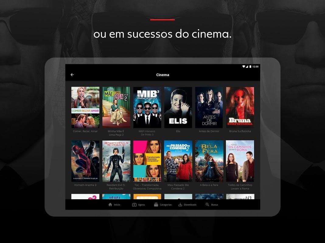 Globoplay screenshot 10