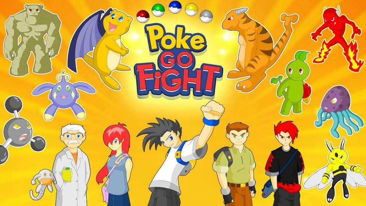 Poke Fight screenshot 1