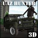 UAZ Hunter: free riding