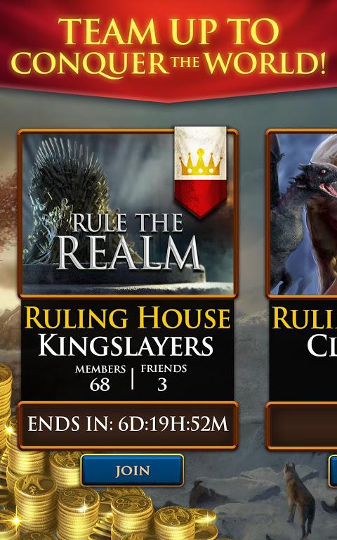 Game of Thrones Slots Casino: Epic Free Slots Game screenshot 2