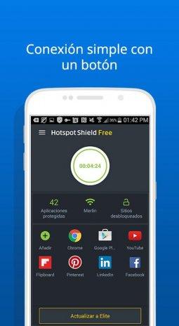 licencia para hotspot shield