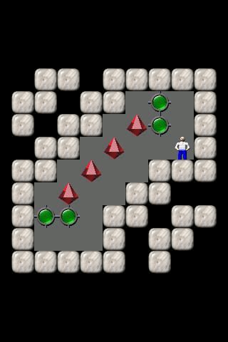 Sokoban screenshot 1