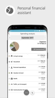 UBS Mobile Banking: e-banking for on the go screenshot 4