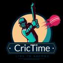 CricTime - Cricket Live TV  Scores, News & Videos