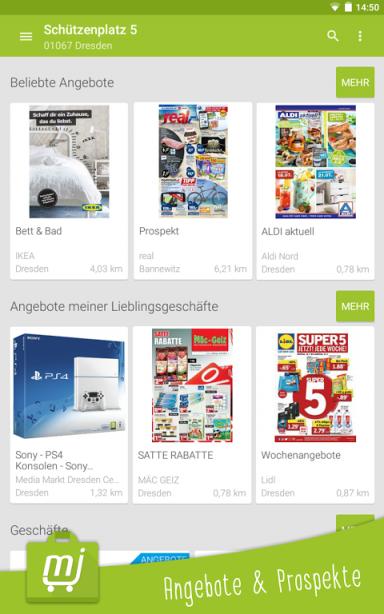 marktjagd prospekte angebote download apk for android aptoide. Black Bedroom Furniture Sets. Home Design Ideas