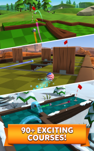 Golf Battle screenshot 11
