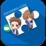droidmsg video call plugin icon